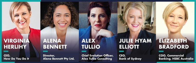 Women in Finance Australia 2018: Five influential women tell us their experiences at this year's event