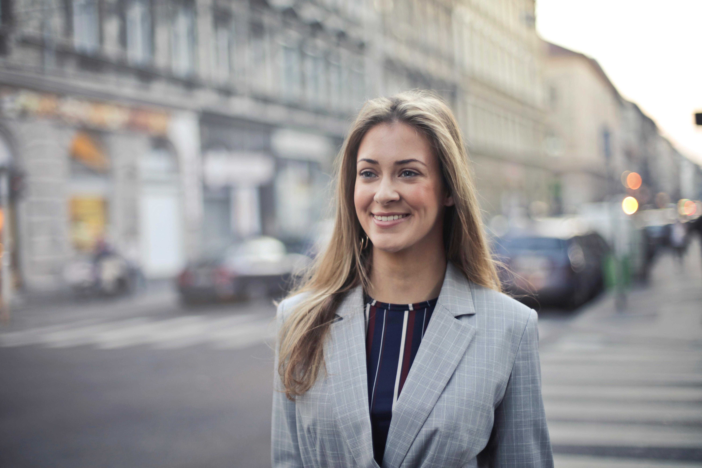 Women in Finance Smiling