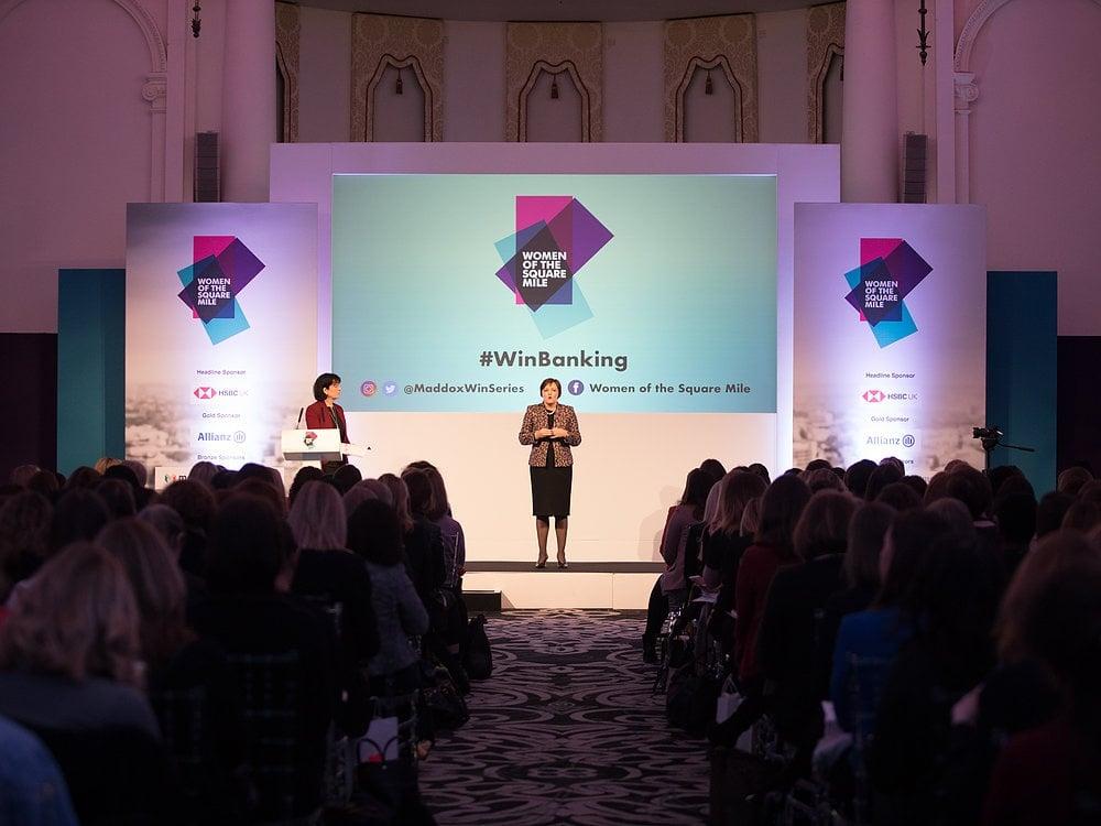 Women of The Square Mile 2019 | Agenda